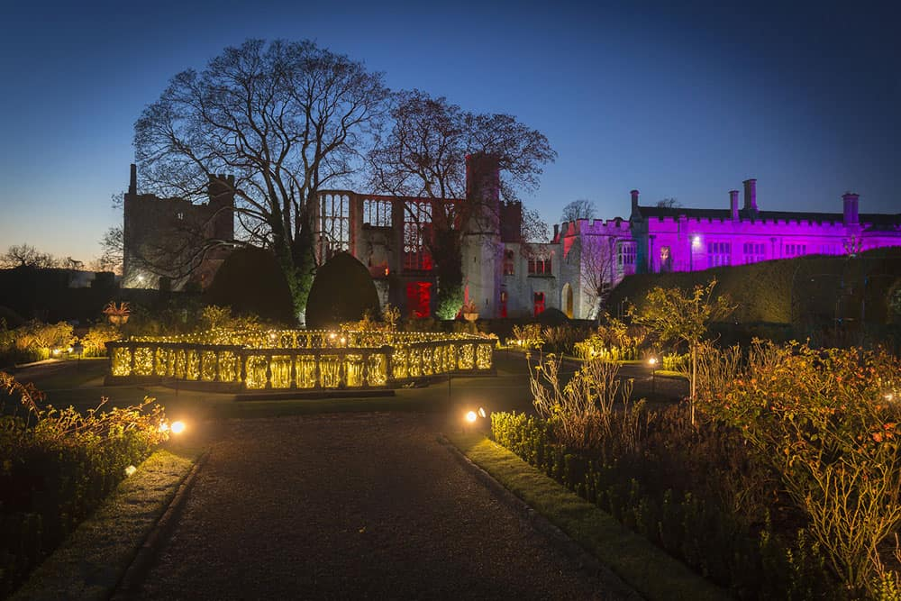 2016 Sudeley Castle Spectacle of Light - Kenneth James Photography 1