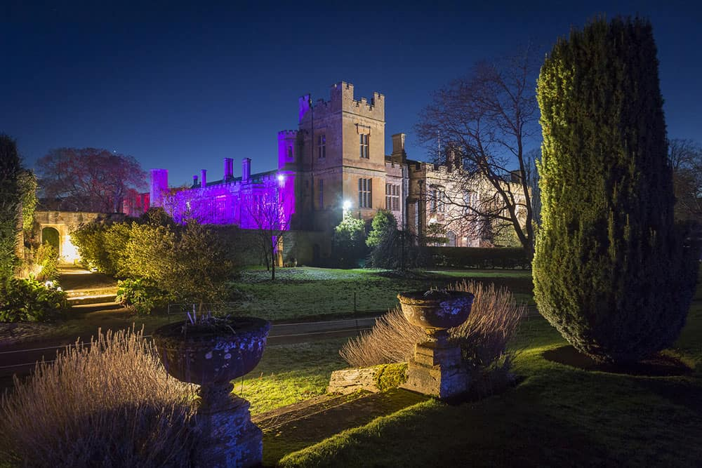 2016 Sudeley Castle Spectacle of Light - Kenneth James Photography 4