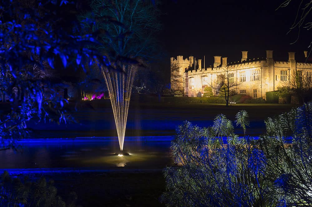 2016 Sudeley Castle Spectacle of Light - Kenneth James Photography 11