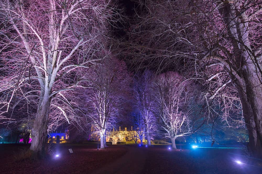 2016 Sudeley Castle Spectacle of Light - Kenneth James Photography 12