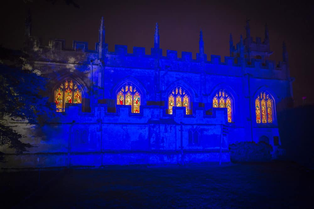 2016 Sudeley Castle Spectacle of Light - Kenneth James Photography 19