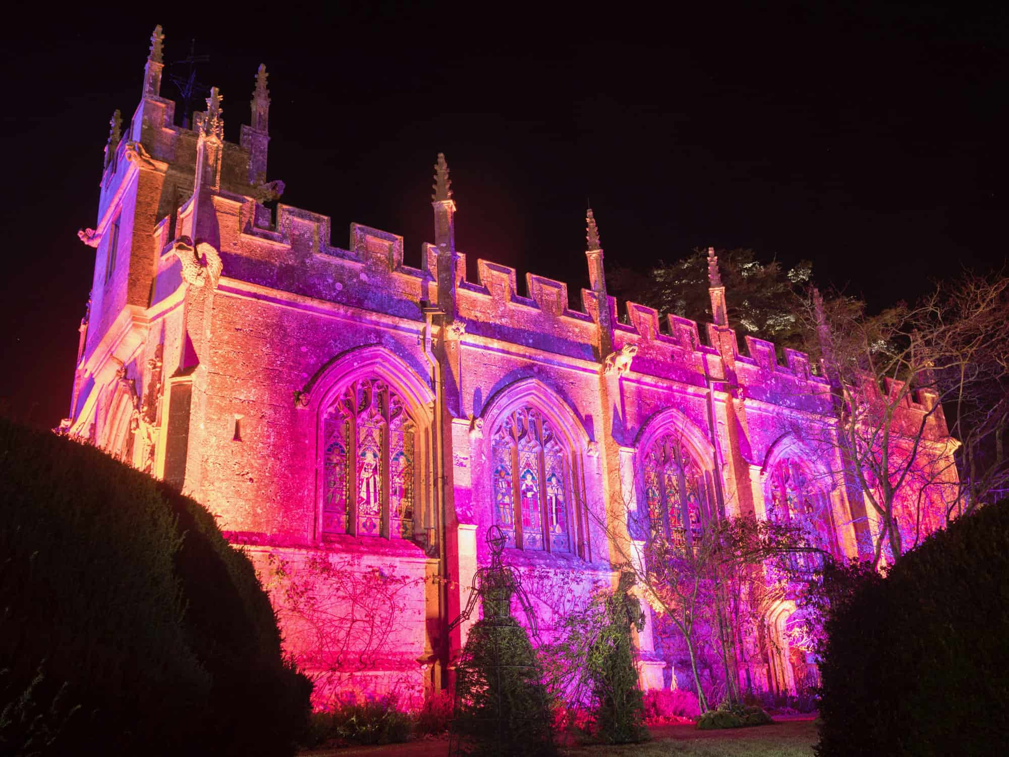2017 Sudeley Castle Spectacle of Light Photo Gallery 9