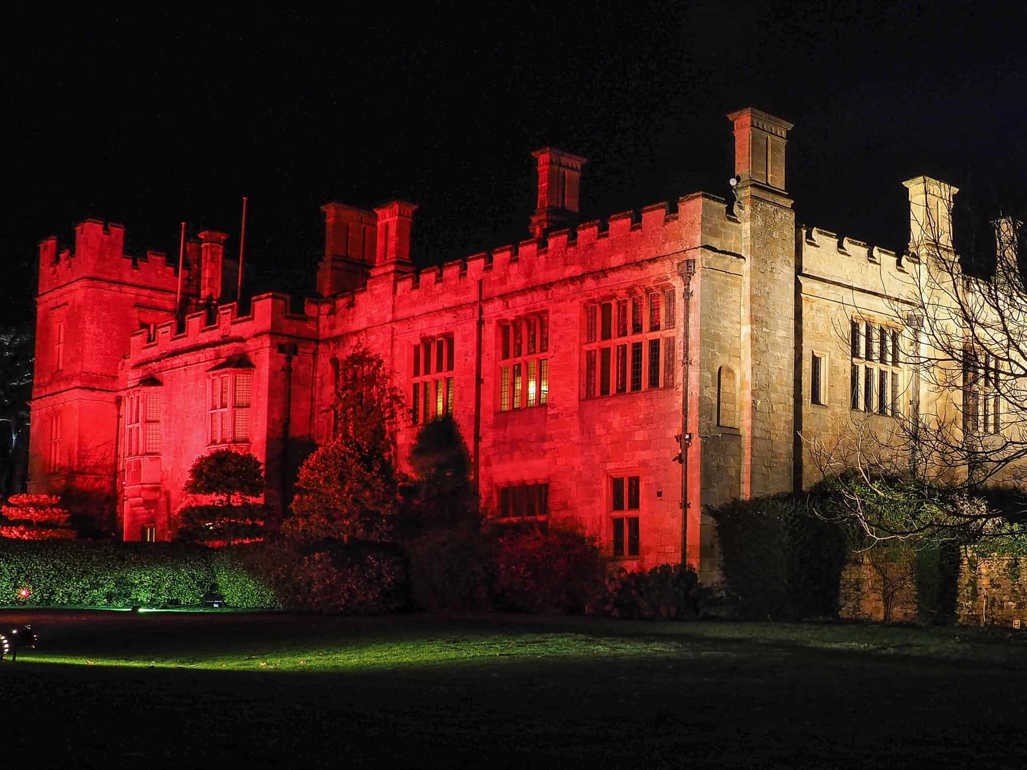 2017 Sudeley Castle Spectacle of Light Photo Gallery 17