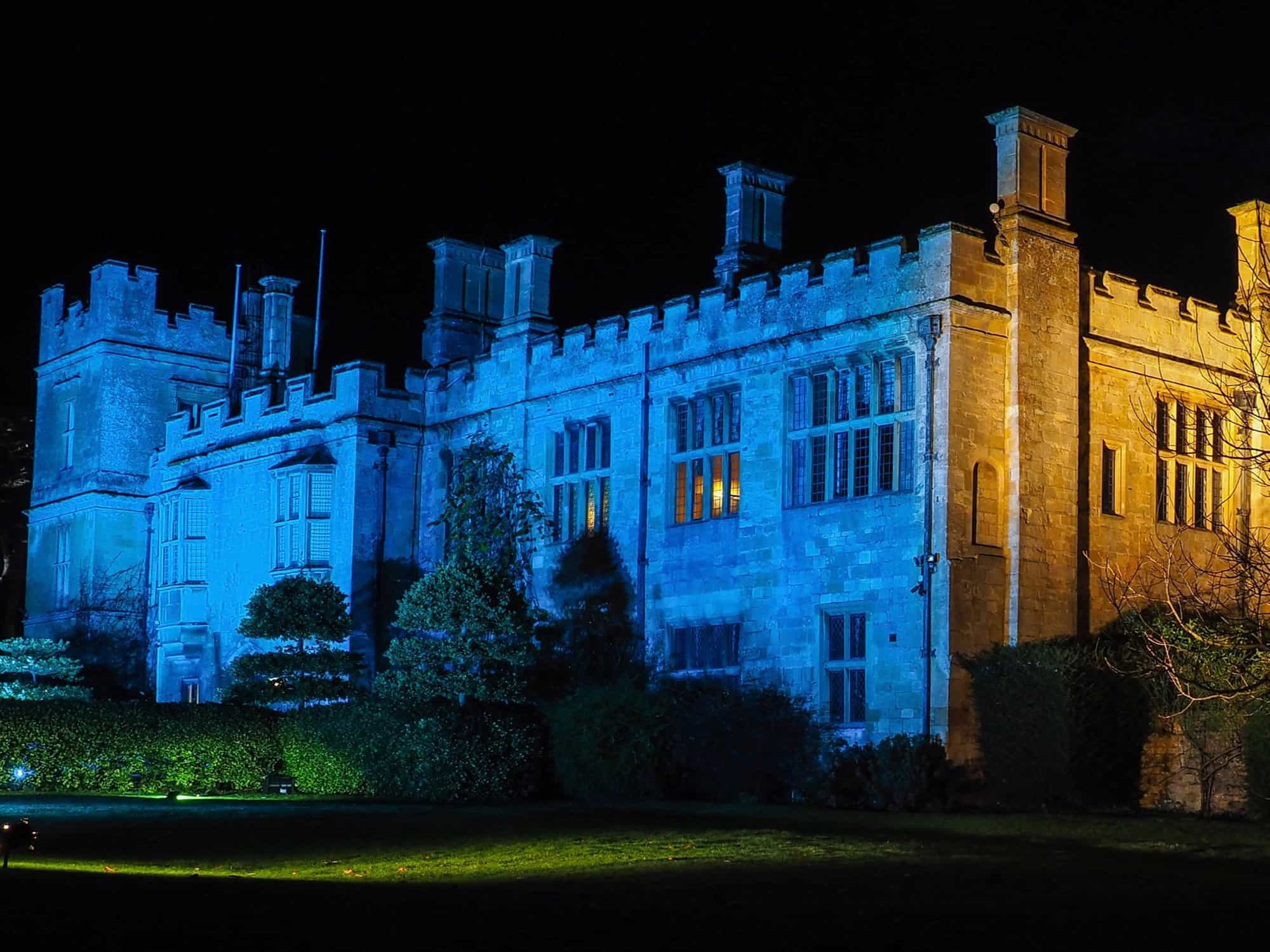 2017 Sudeley Castle Spectacle of Light Photo Gallery 18
