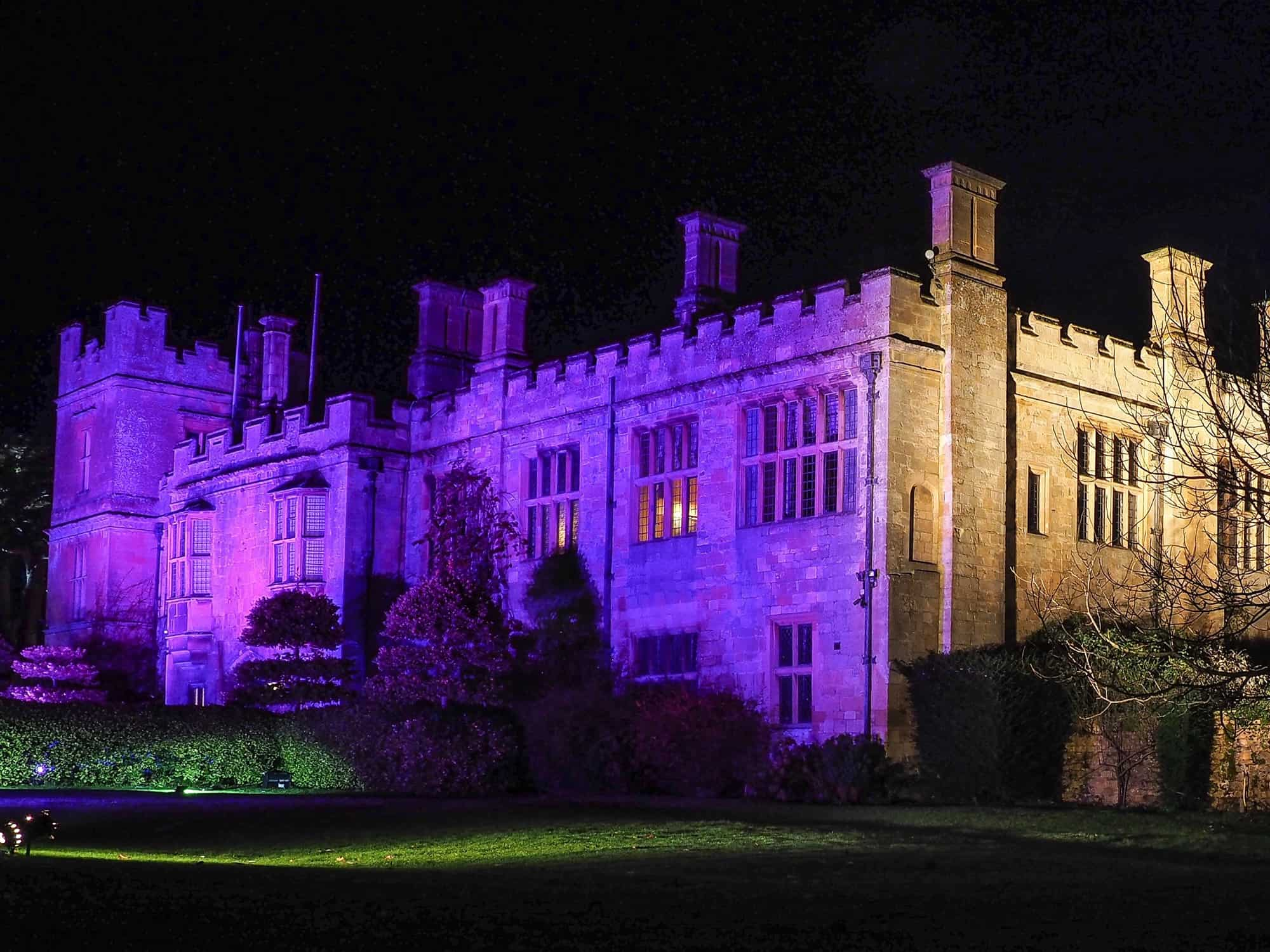 2017 Sudeley Castle Spectacle of Light Photo Gallery 19