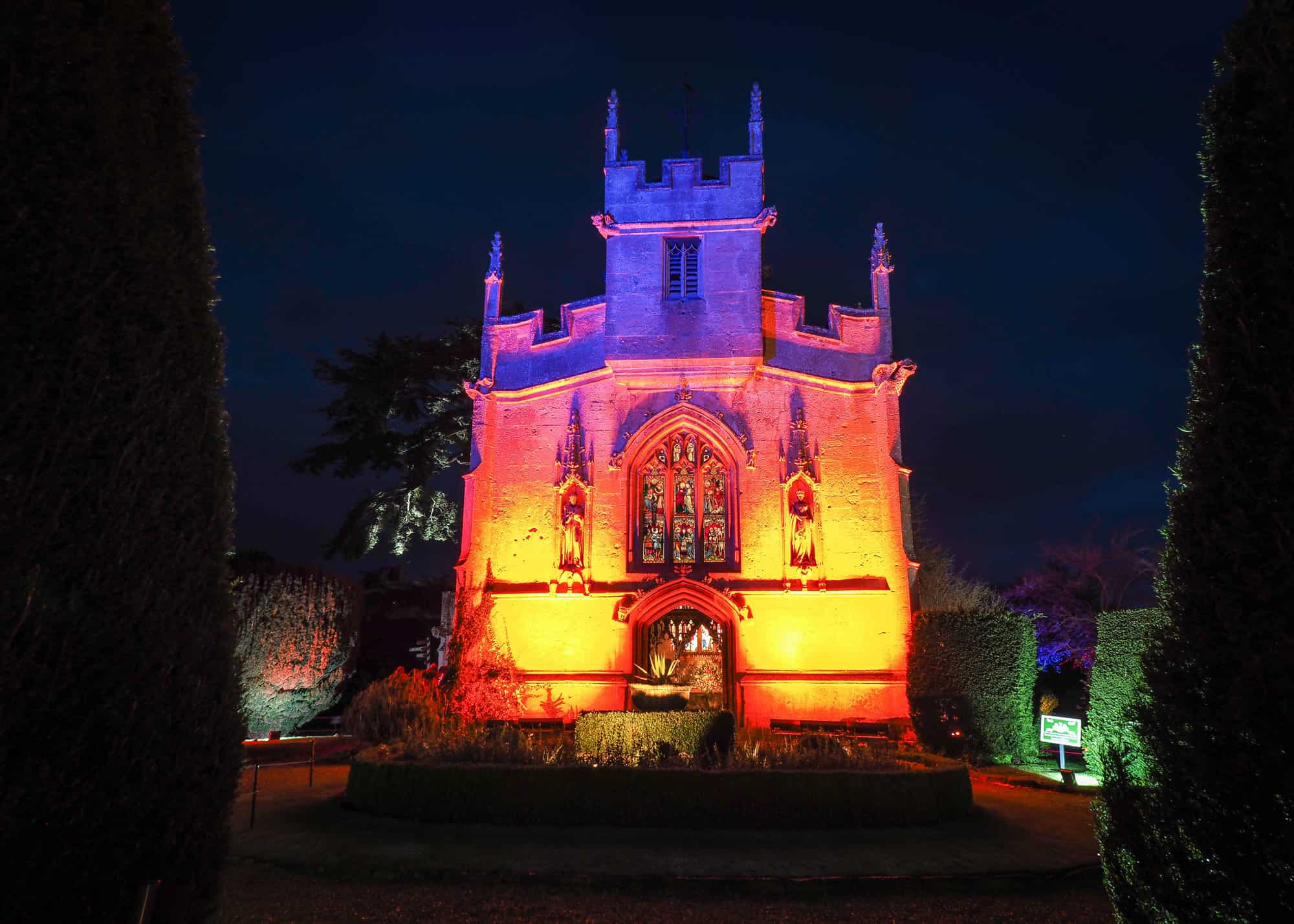 2017 Sudeley Castle Spectacle of Light Photo Gallery 13