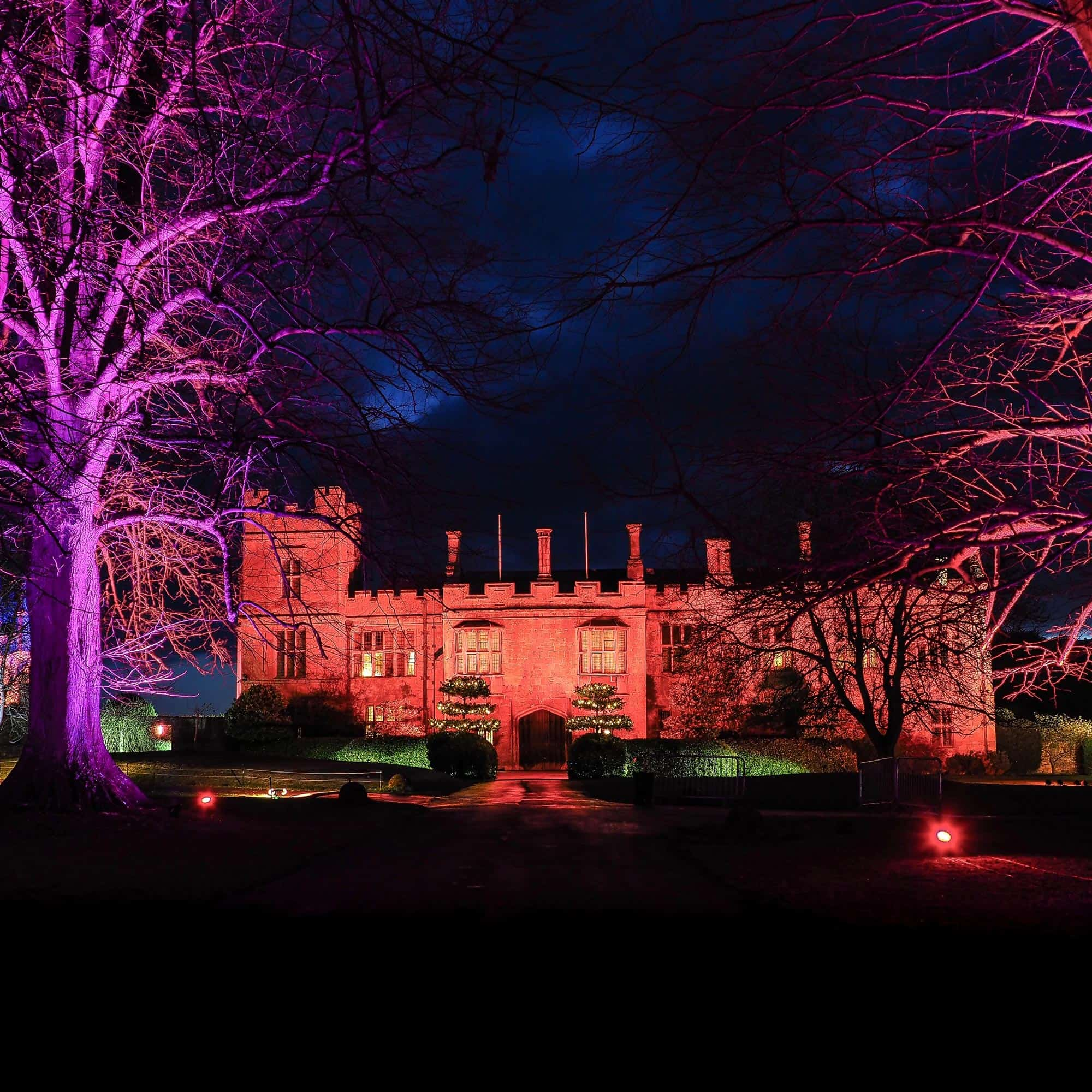 2017 Sudeley Castle Spectacle of Light Photo Gallery 14