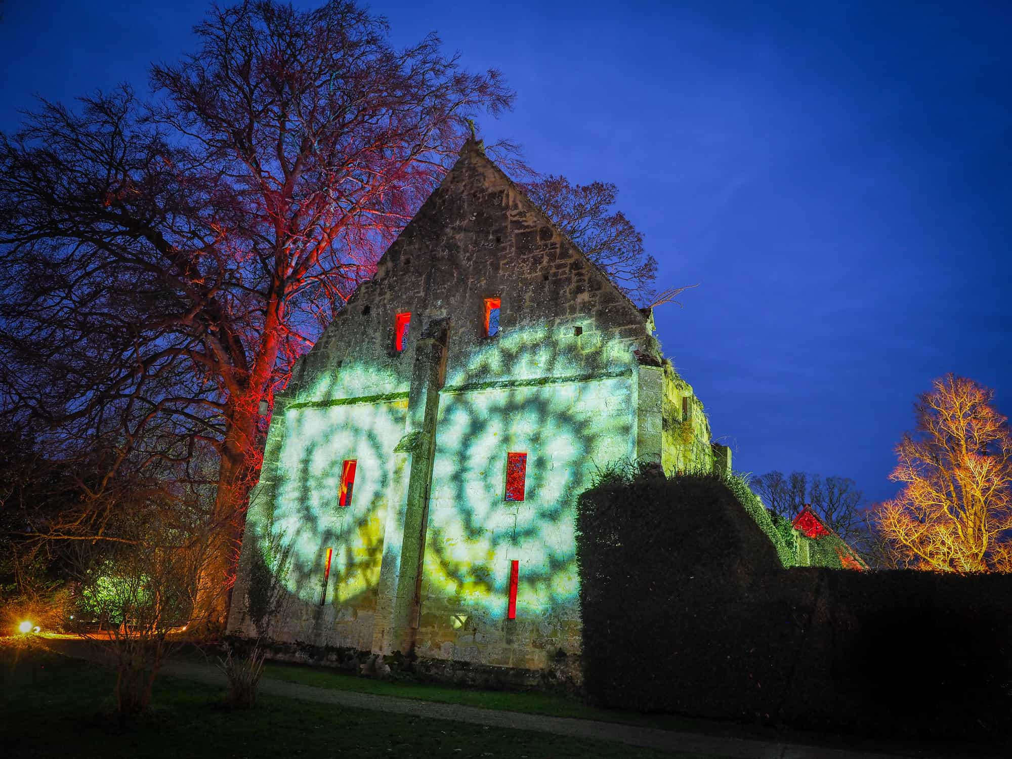 2017 Sudeley Castle Spectacle of Light Photo Gallery 26