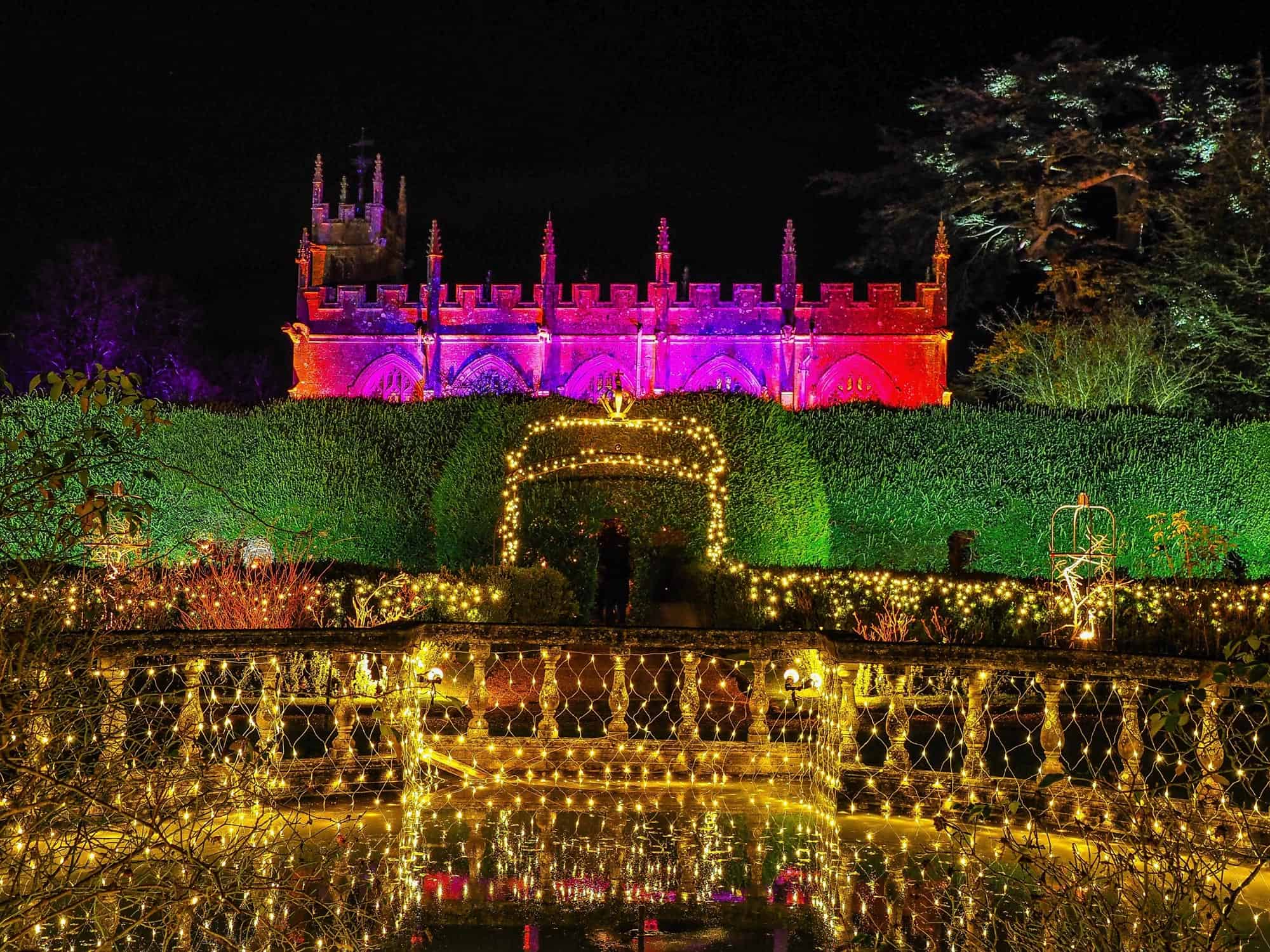 2017 Sudeley Castle Spectacle of Light Photo Gallery 30