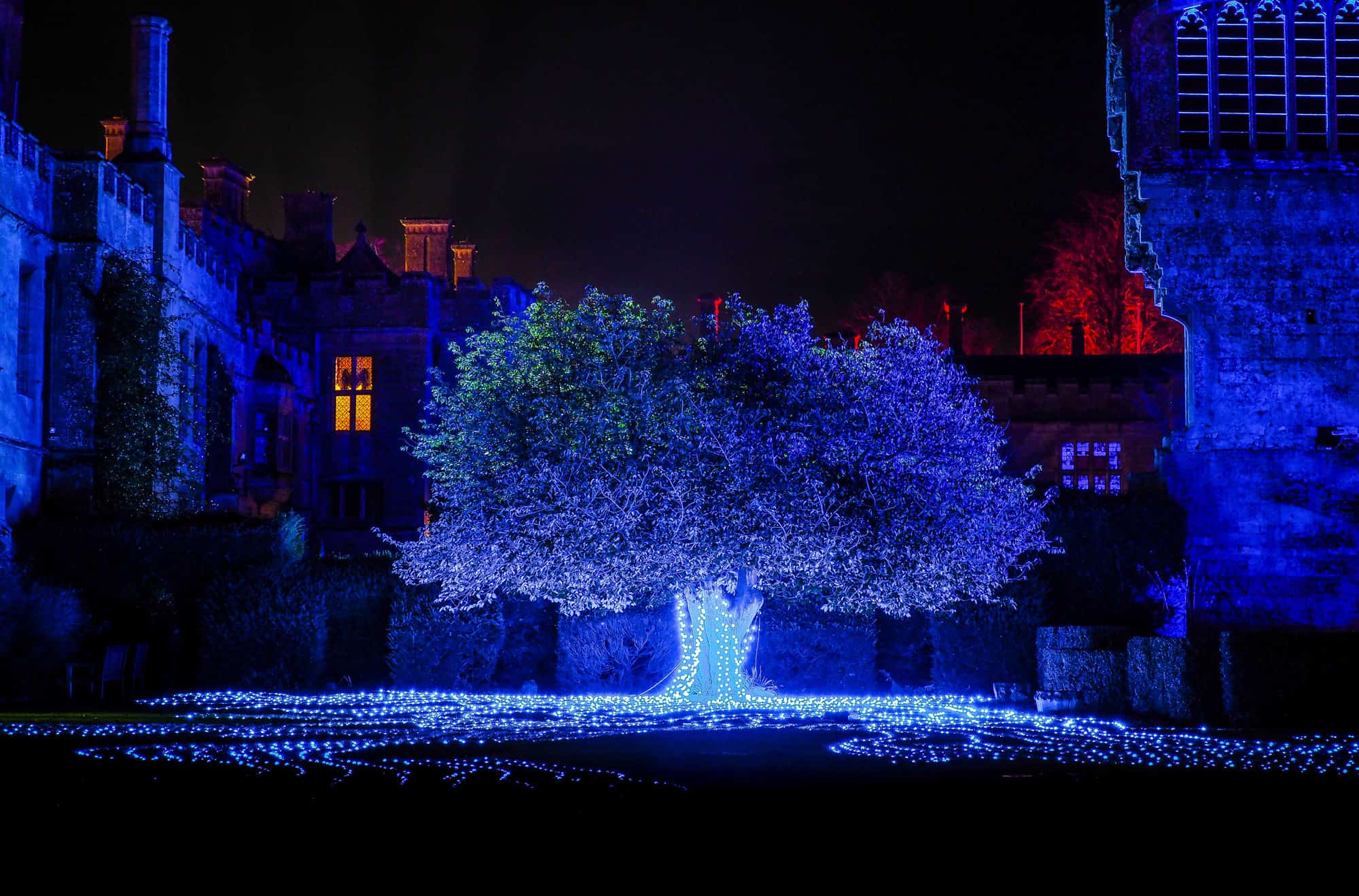 2017 Sudeley Castle Spectacle of Light Photo Gallery 31