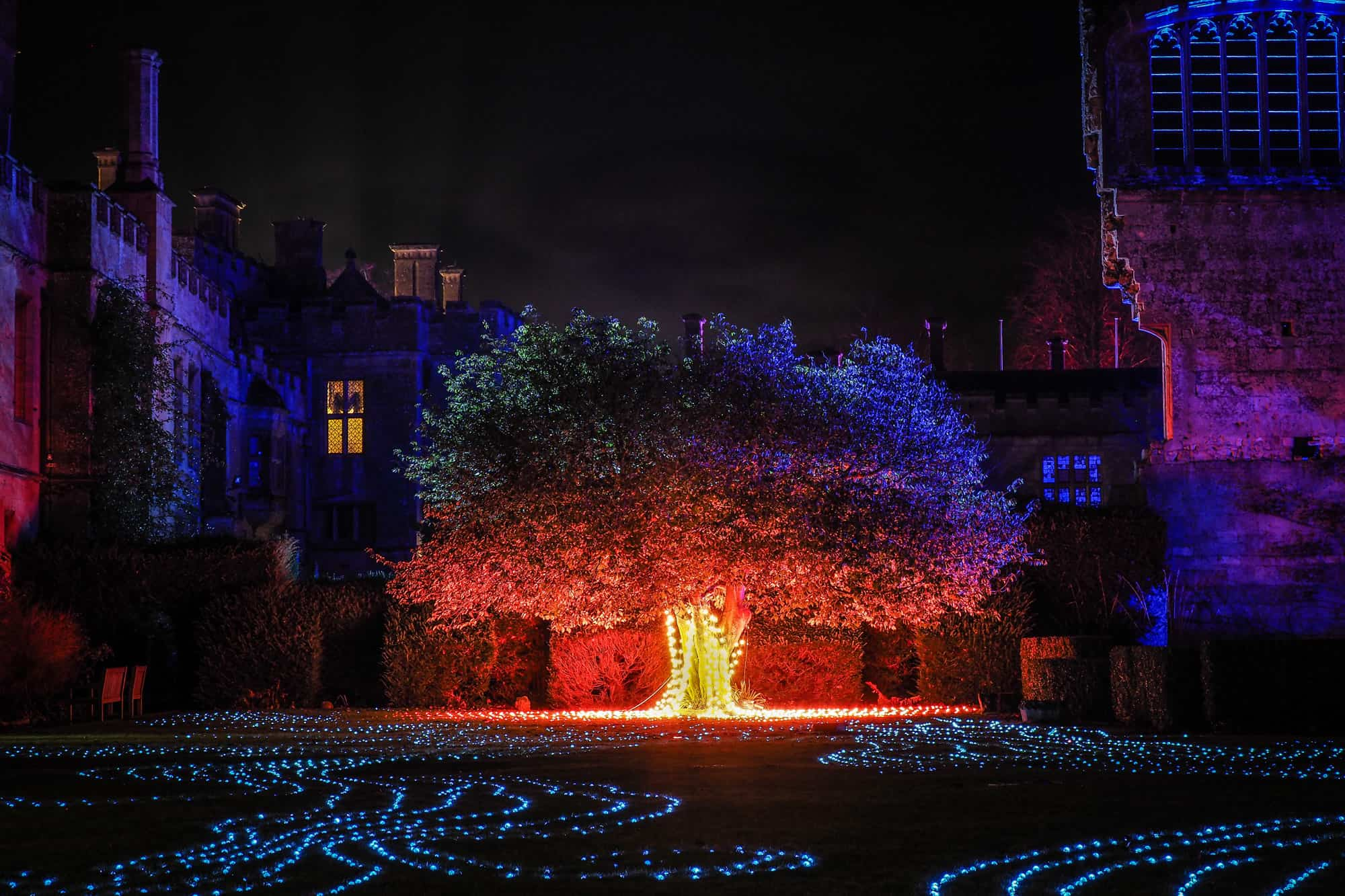 2017 Sudeley Castle Spectacle of Light Photo Gallery 33