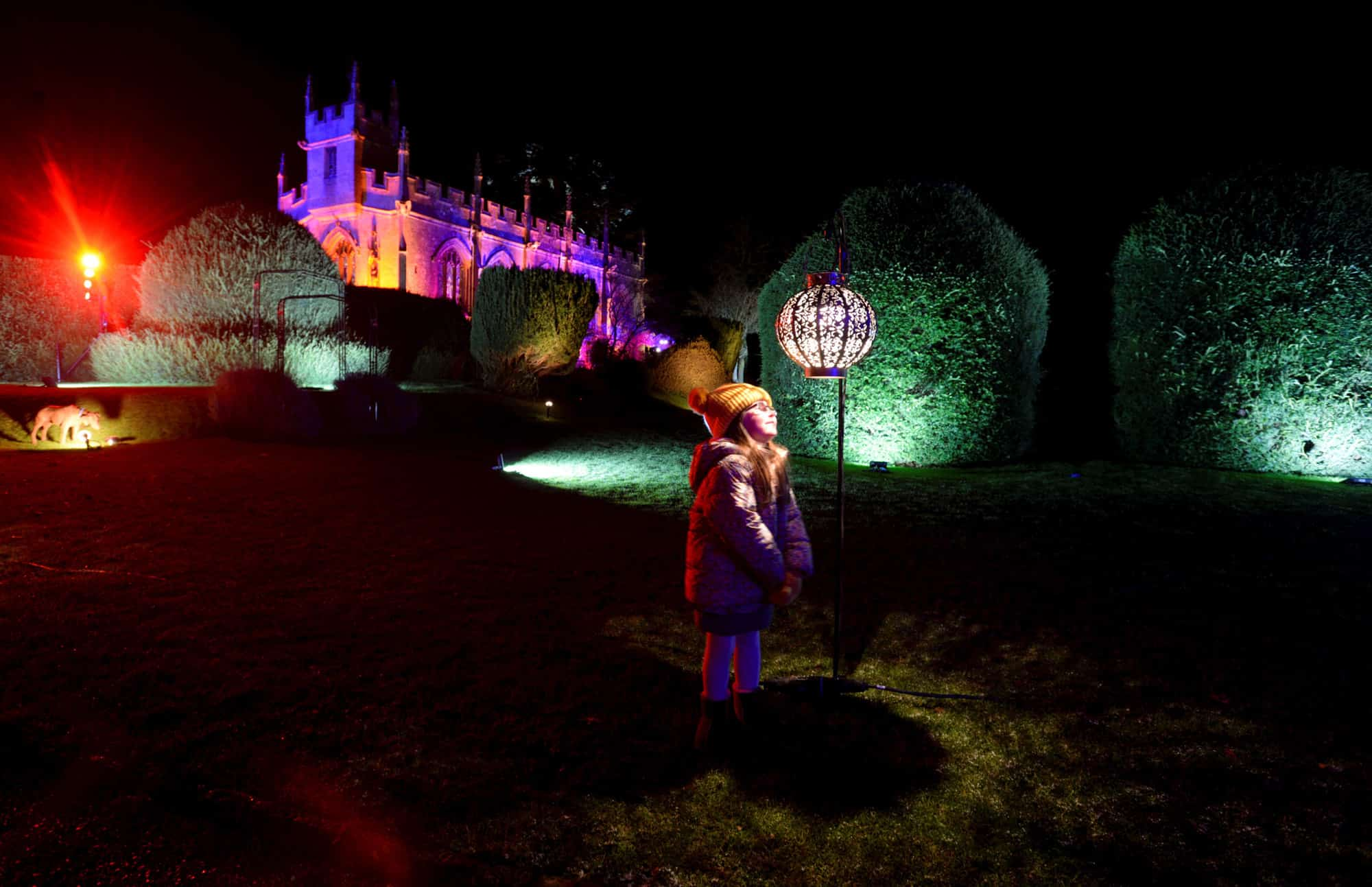 2017 Sudeley Castle Spectacle of Light Photo Gallery 38