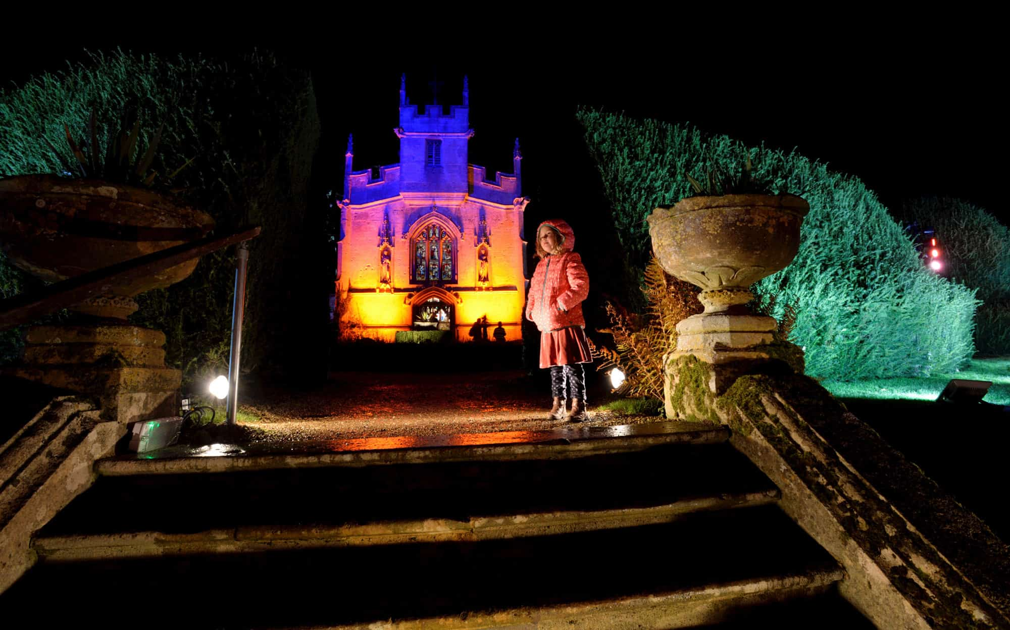 2017 Sudeley Castle Spectacle of Light Photo Gallery 39
