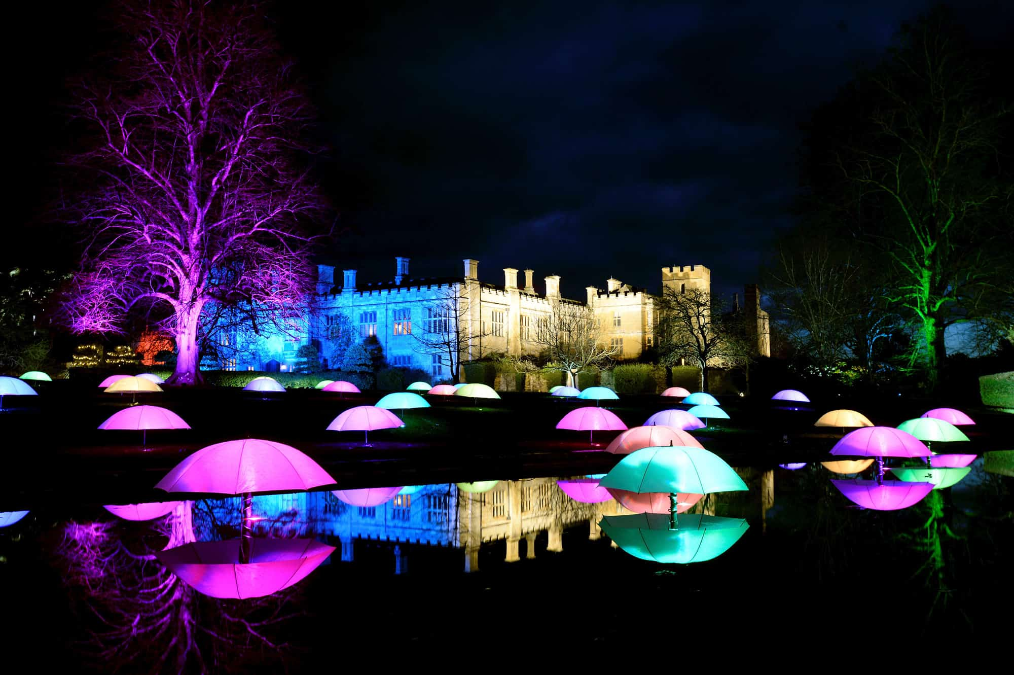 2017 Sudeley Castle Spectacle of Light Photo Gallery 36