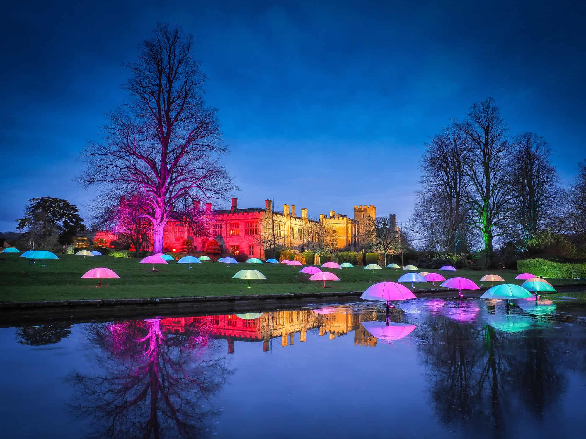 2017 Sudeley Castle Spectacle of Light Photo Gallery 35