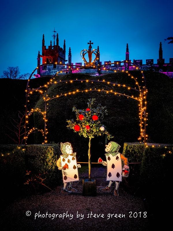 2018 Sudeley Castle Spectacle of Light Photo Gallery 6