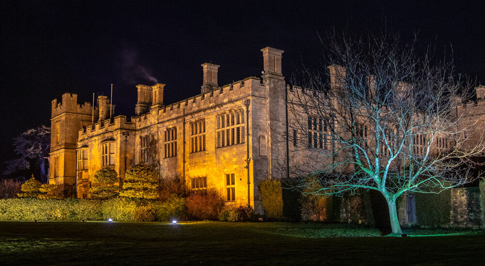 2018 Sudeley Castle Spectacle of Light Photo Gallery 15