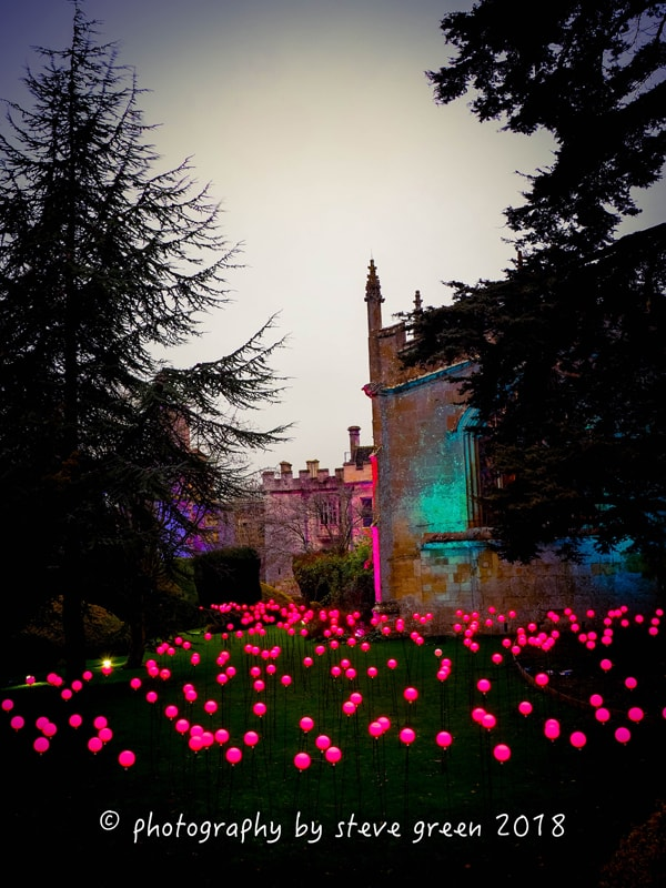 2018 Sudeley Castle Spectacle of Light Photo Gallery 18