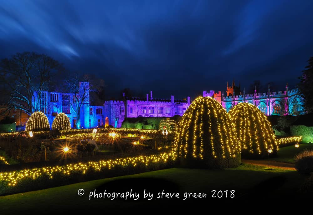 2018 Sudeley Castle Spectacle of Light Photo Gallery 19