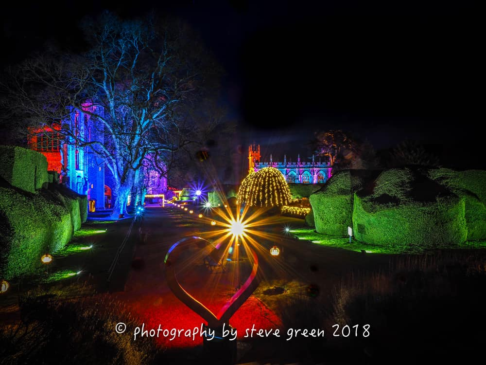 2018 Sudeley Castle Spectacle of Light Photo Gallery 20