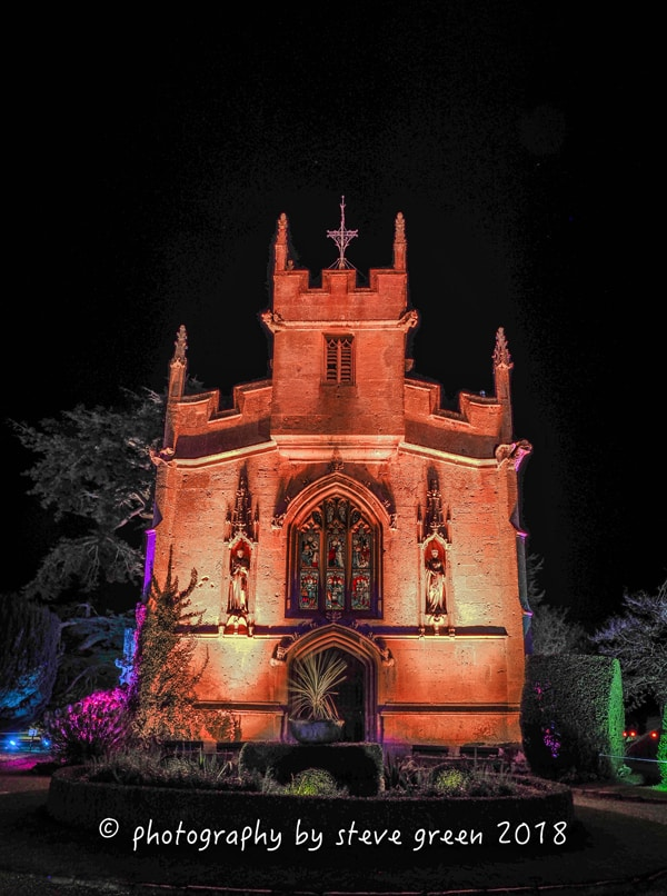 2018 Sudeley Castle Spectacle of Light Photo Gallery 21