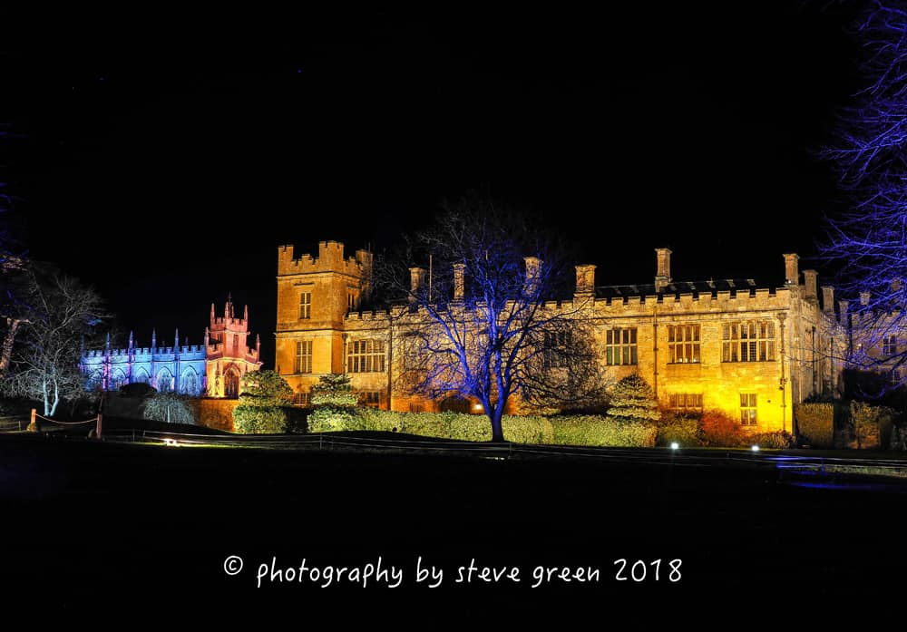 2018 Sudeley Castle Spectacle of Light Photo Gallery 22