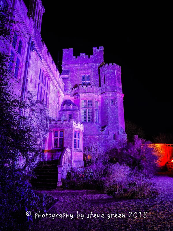 2018 Sudeley Castle Spectacle of Light Photo Gallery 27