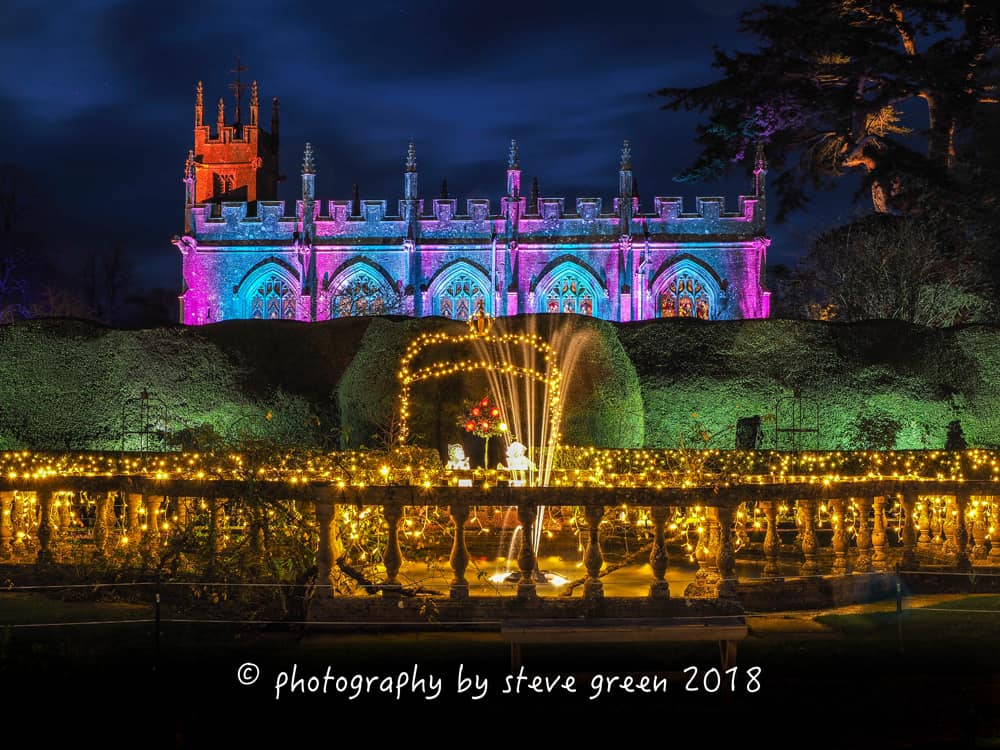 2018 Sudeley Castle Spectacle of Light Photo Gallery 28