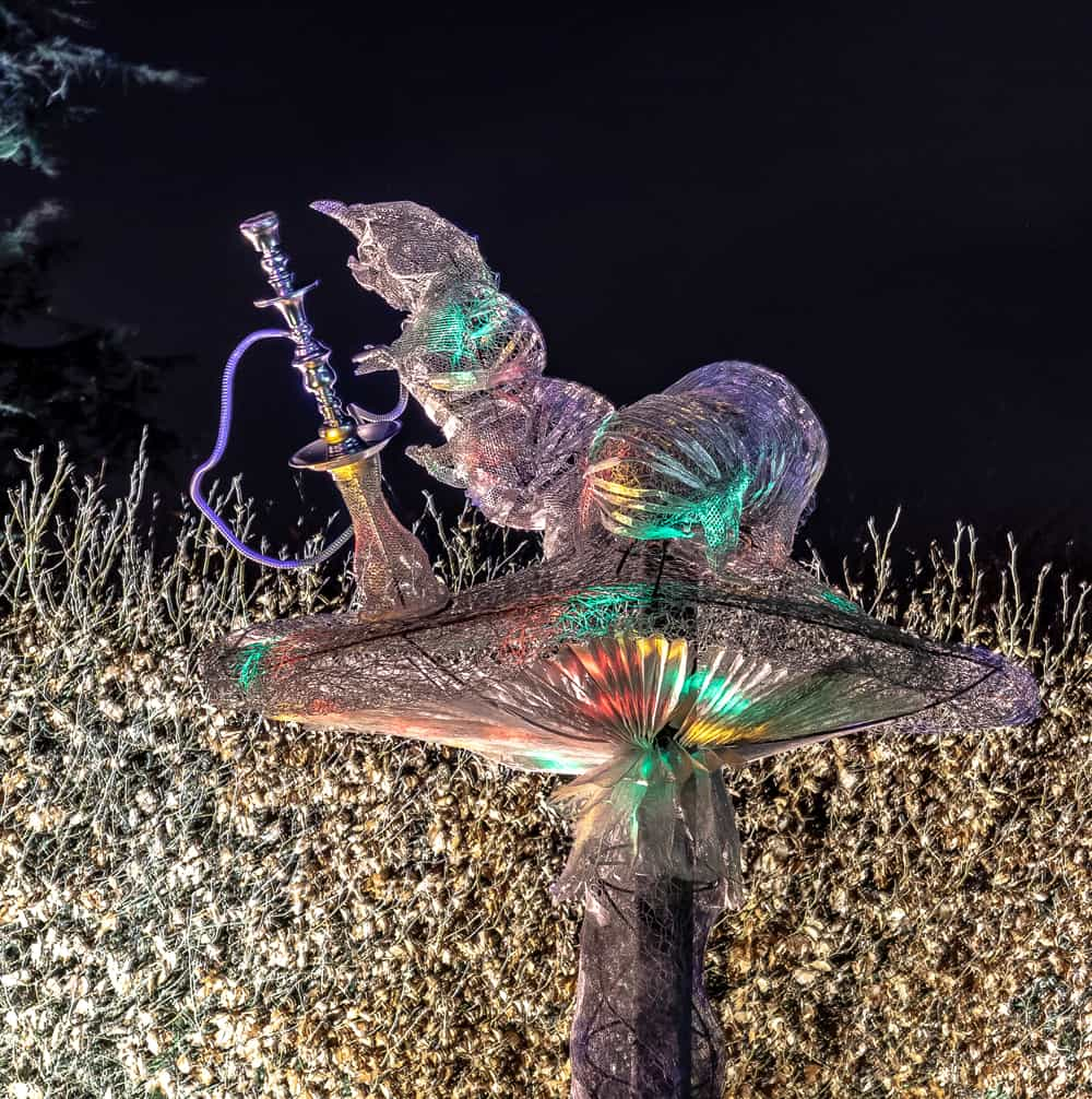 2018 Sudeley Castle Spectacle of Light Photo Gallery 29