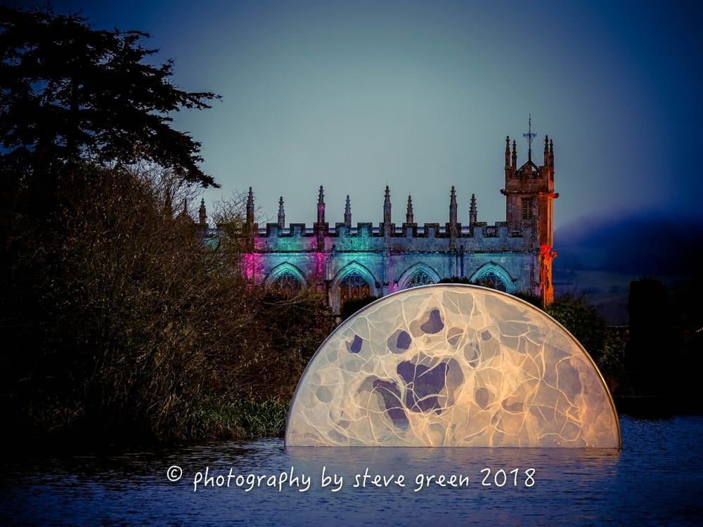 2018 Sudeley Castle Spectacle of Light Photo Gallery 32