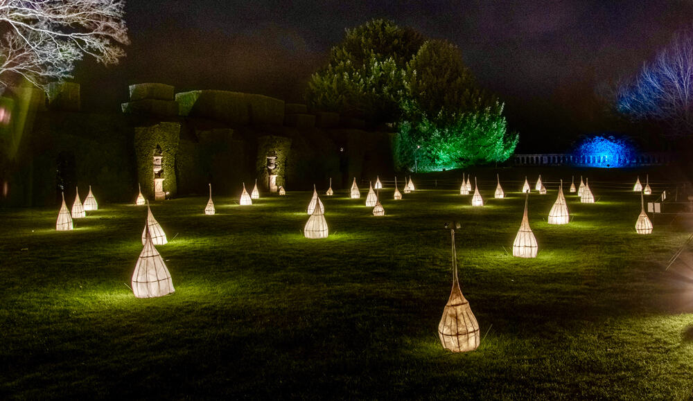 2018 Sudeley Castle Spectacle of Light Photo Gallery 35