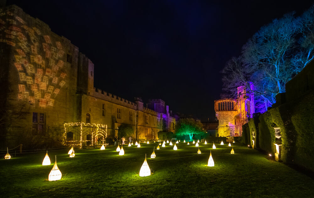 2018 Sudeley Castle Spectacle of Light Photo Gallery 36