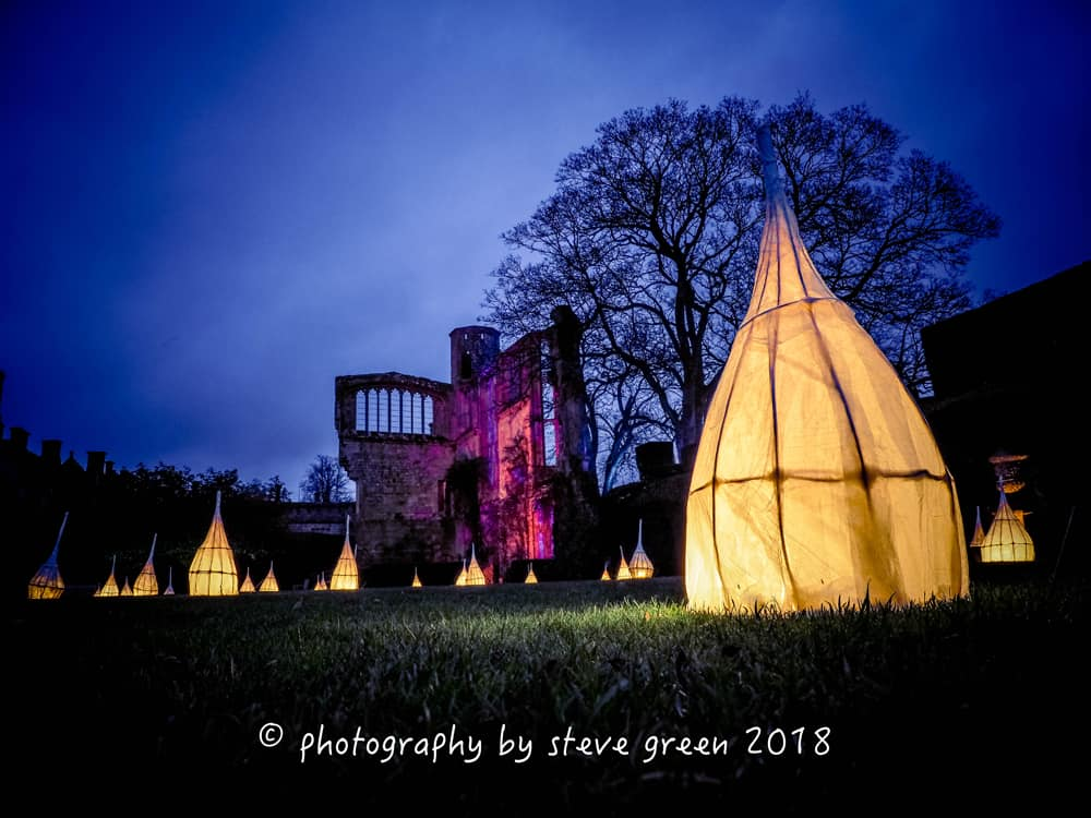 2018 Sudeley Castle Spectacle of Light Photo Gallery 34