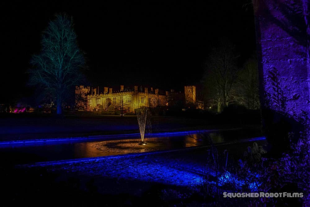 2016 Sudeley Castle Spectacle of Light - Squashed Robot Films 6