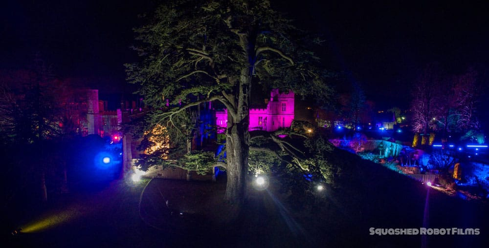 2016 Sudeley Castle Spectacle of Light - Squashed Robot Films 4