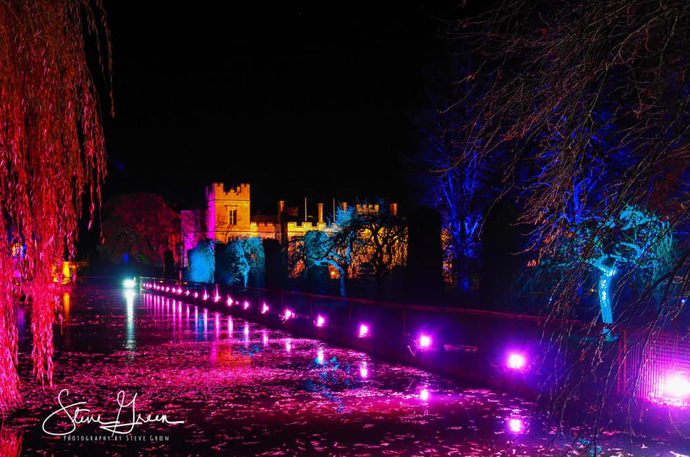 2016 Sudeley Castle Spectacle of Light - Steve Green Photography 1