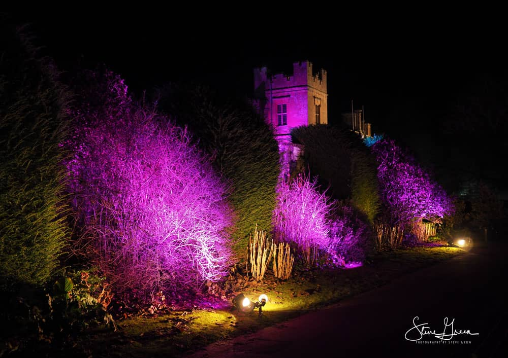 2016 Sudeley Castle Spectacle of Light - Steve Green Photography 2