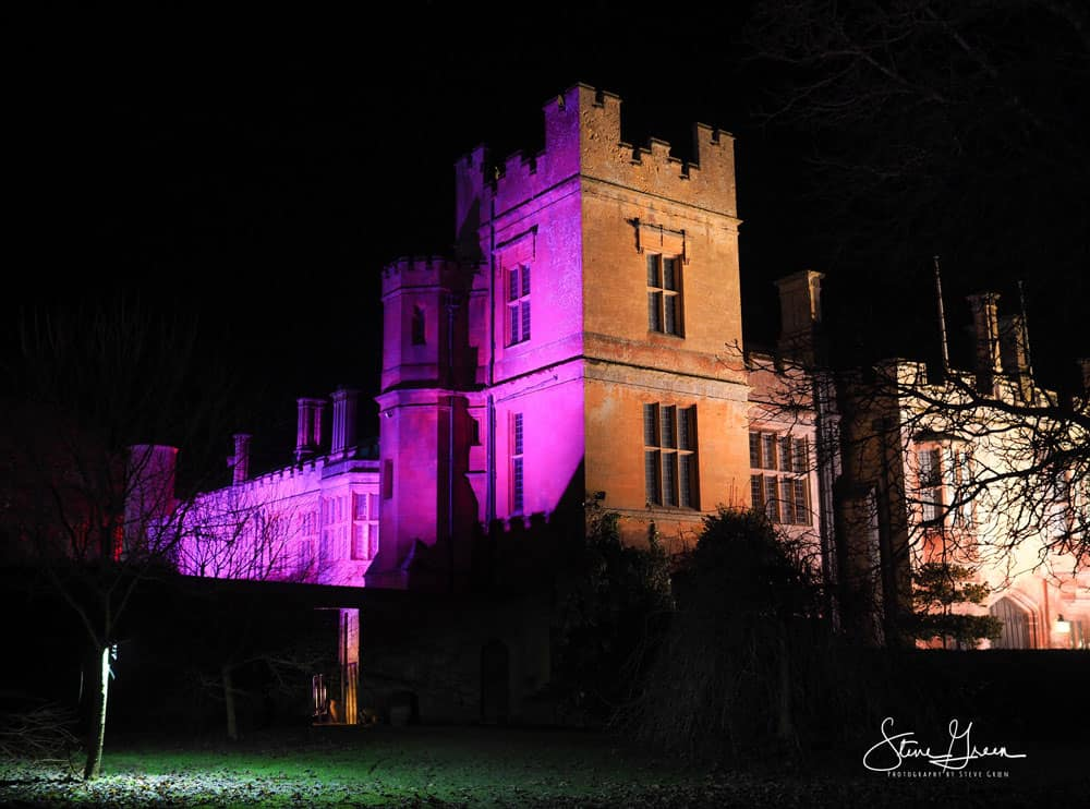 2016 Sudeley Castle Spectacle of Light - Steve Green Photography 3