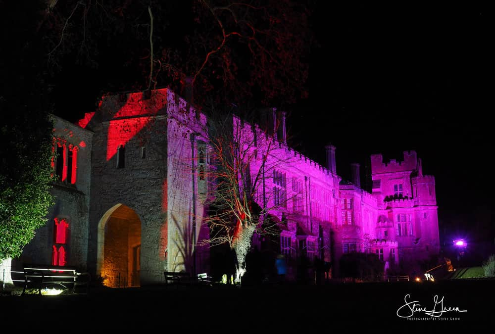 2016 Sudeley Castle Spectacle of Light - Steve Green Photography 16