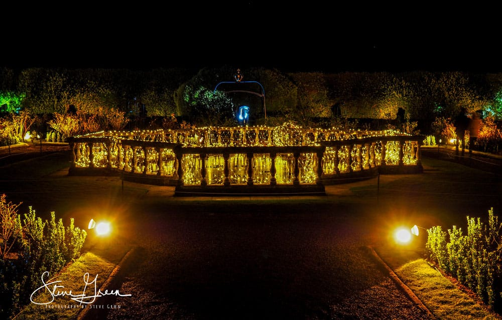 2016 Sudeley Castle Spectacle of Light - Steve Green Photography 5