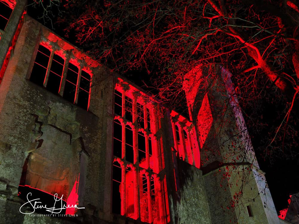 2016 Sudeley Castle Spectacle of Light - Steve Green Photography 6