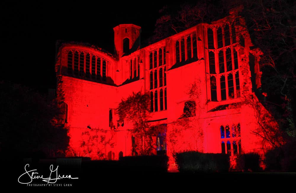 2016 Sudeley Castle Spectacle of Light - Steve Green Photography 7