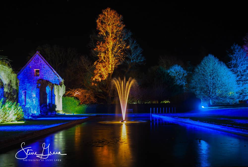 2016 Sudeley Castle Spectacle of Light - Steve Green Photography 8