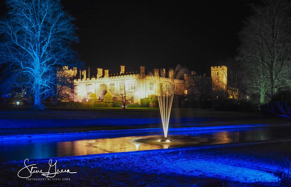 2016 Sudeley Castle Spectacle of Light - Steve Green Photography 9