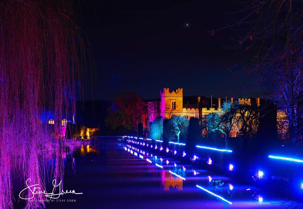2016 Sudeley Castle Spectacle of Light - Steve Green Photography 12