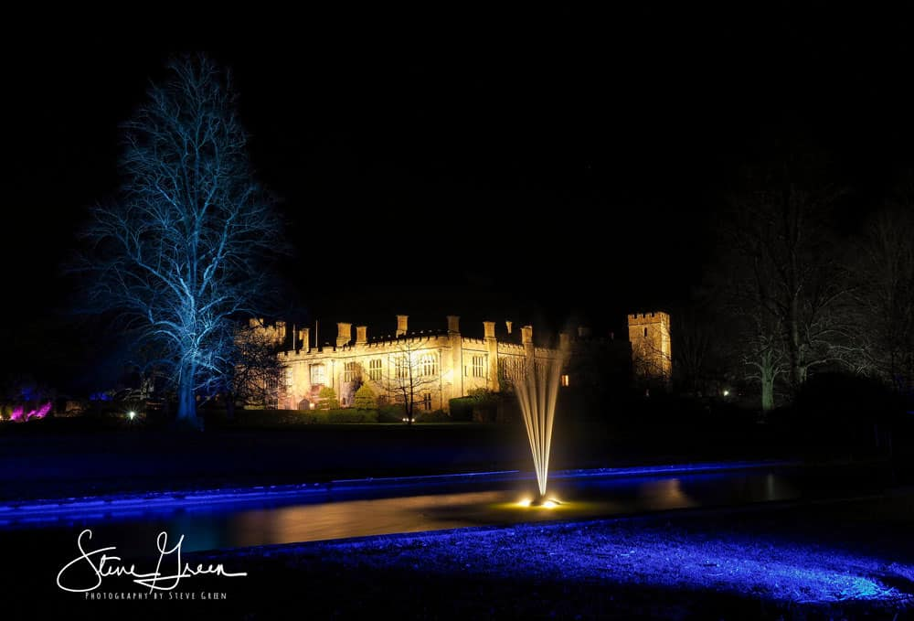 2016 Sudeley Castle Spectacle of Light - Steve Green Photography 13