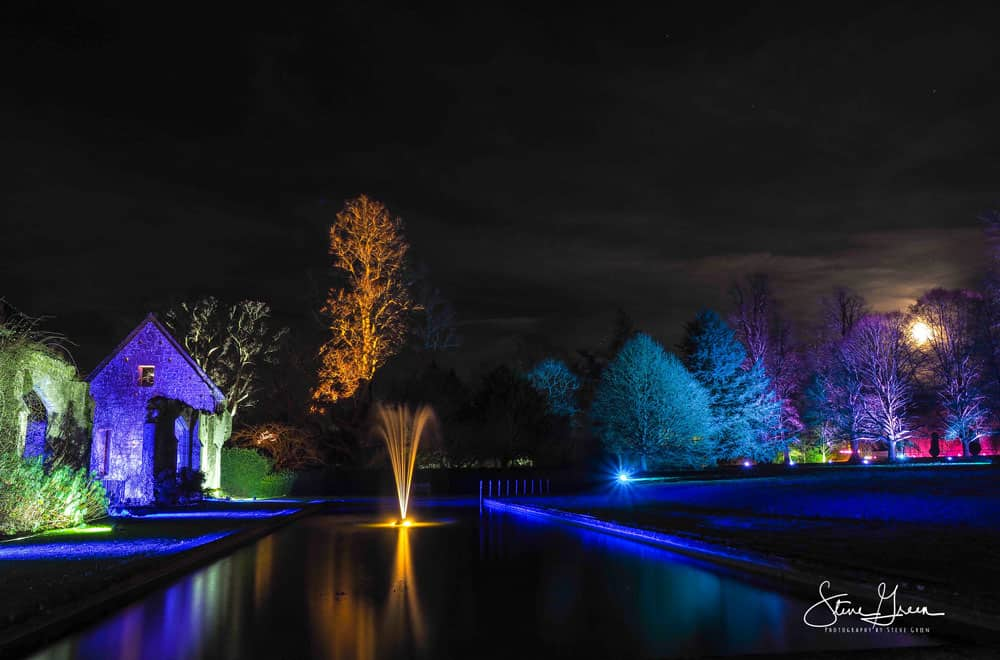2016 Sudeley Castle Spectacle of Light - Steve Green Photography 14