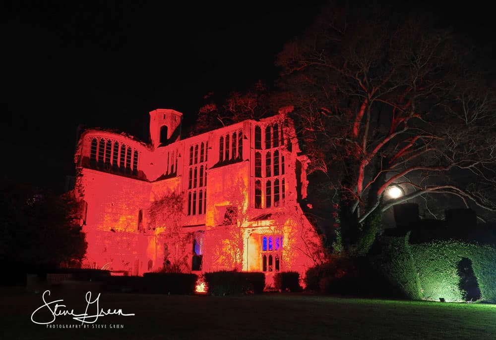 2016 Sudeley Castle Spectacle of Light - Steve Green Photography 15