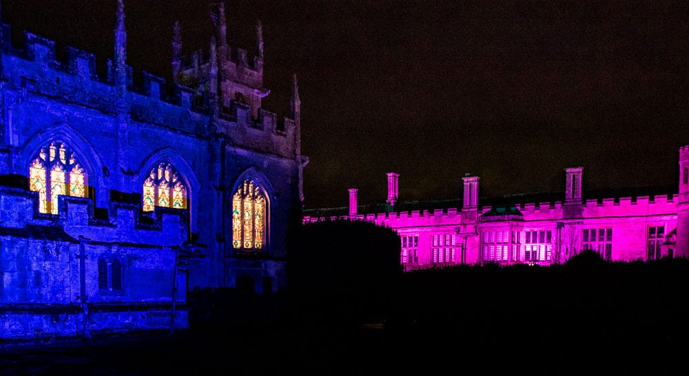 2016 Sudeley Castle Spectacle of Light - Stroud Camera Club 6