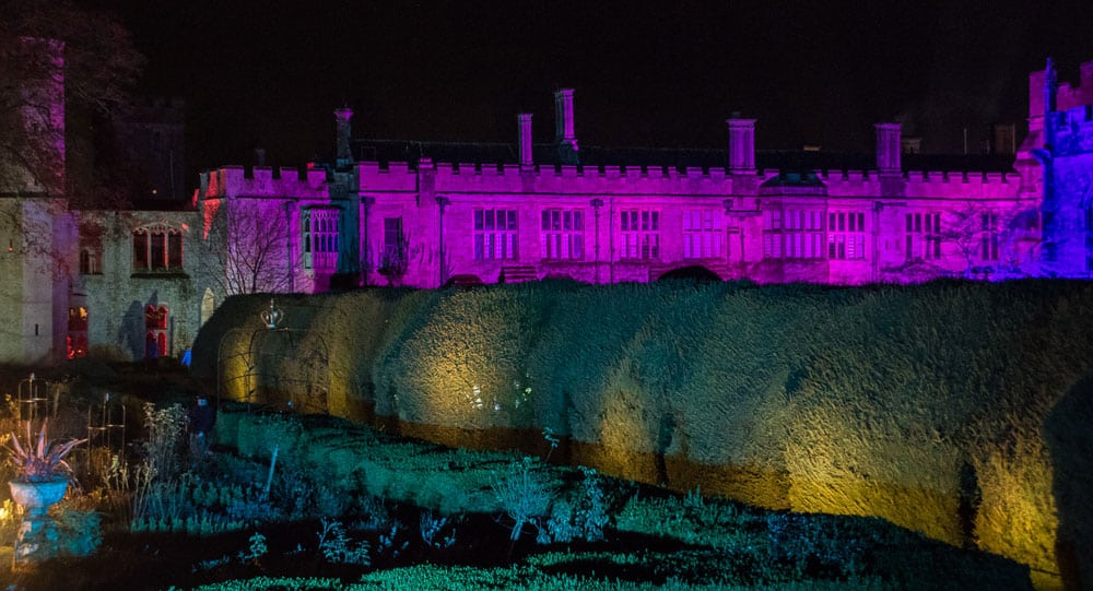 2016 Sudeley Castle Spectacle of Light - Stroud Camera Club 20